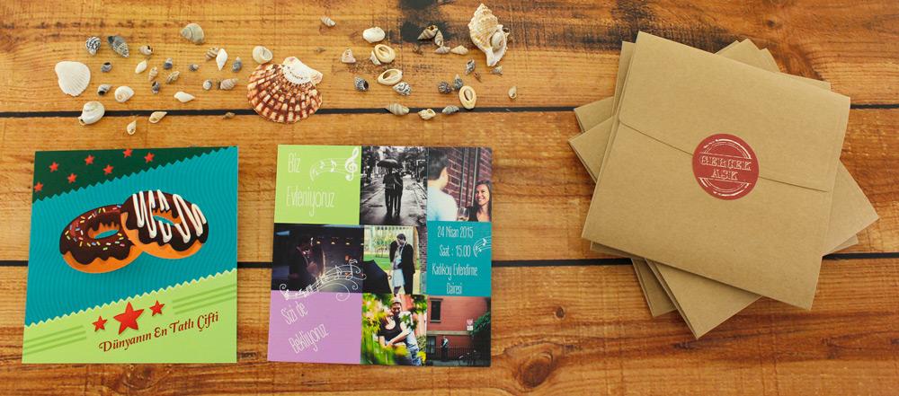 fotoğraflı davetiyeler