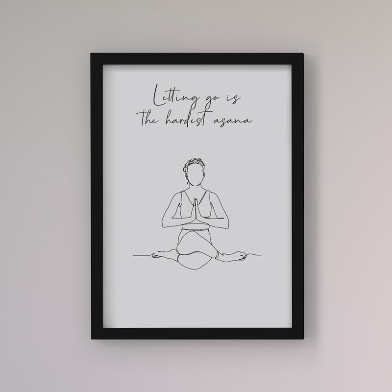 3 Çerçeveli Tablo Seti - Yoga