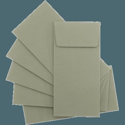 Gri Davetiye Zarfları