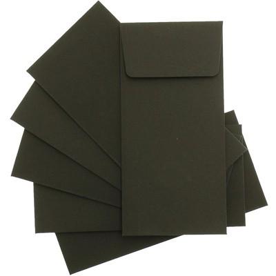 Siyah Lüks Davetiye Zarfları